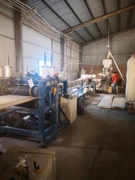 挤塑板生产线